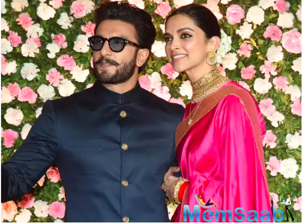 Ranveer also credits Deepika for the success in his career. According to him, Deepika is much more evolved than him.