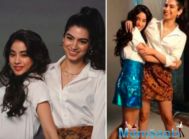 For the unversed, Khushi Kapoor returned to the bay after the coronavirus outbreak, and she has quarantined herself with papa Boney Kapoor and elder sister Janhvi at their Mumbai house.