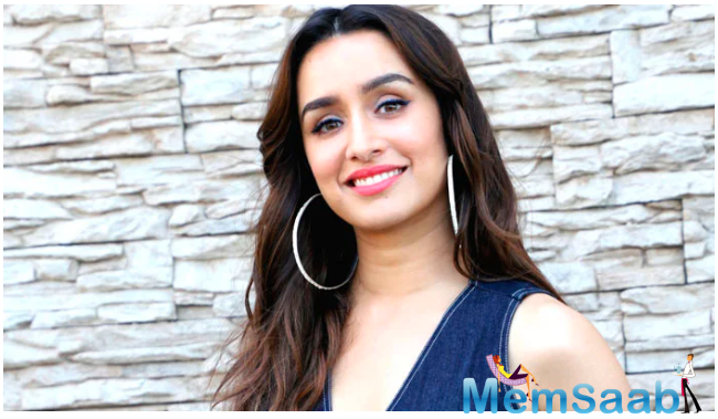 On the professional front, Shraddha Kapoor will be next seen in Malang 2, a Mohit Suri film.