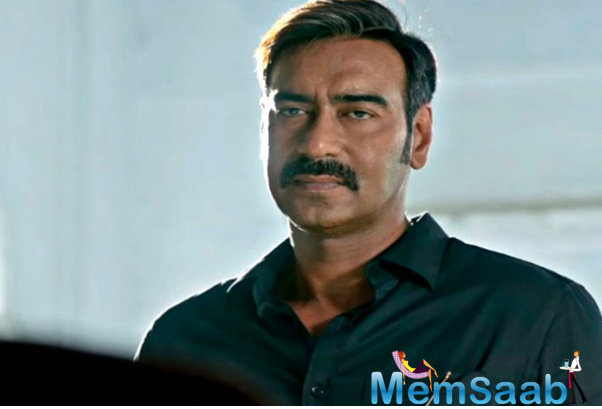 This isn't the first time Ajay Devgn has insisted the audience to help the corona struck families.