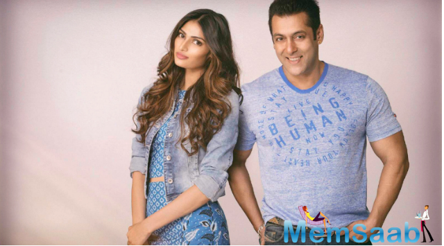 Athiya considers Salman a mentor and that she added, he will always be the first person she calls whenever she needs any advice.