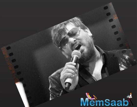 Wajid Khan of music director duo Sajid-Wajid, popular for their work on superstar Salman Khan's films such as Wanted, Dabangg and Ek Tha Tiger.