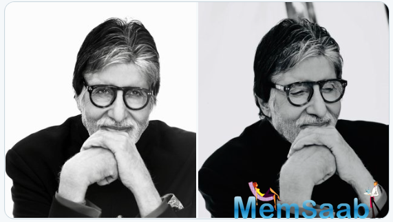 Big B started his journey in showbiz as one of the protagonists in KA Abbas'