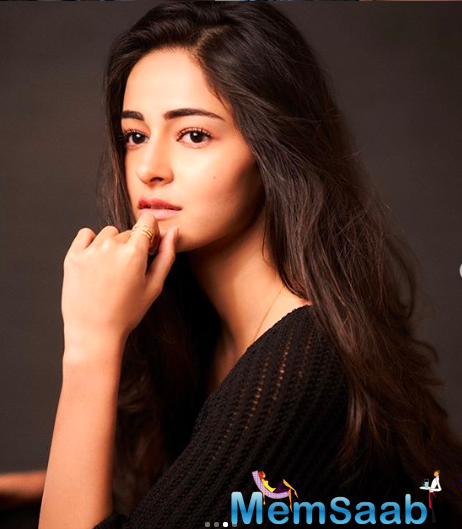 In a recent interview, Ananya describes how she did not even get time to realize so much has happened within a year as she was engrossed in work.