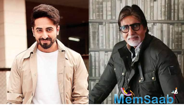 Ayushmann thanks his mentor Shoojit for uniting him with the thespian.