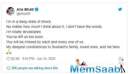 People are sharing hate tweets with the #KarJoharGang highlighting the producer's involvement in Sushant's demise.