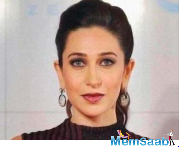 Meanwhile, recently, there have been reports about Karisma's daughter Samaira following her famous family members' into B-Town.