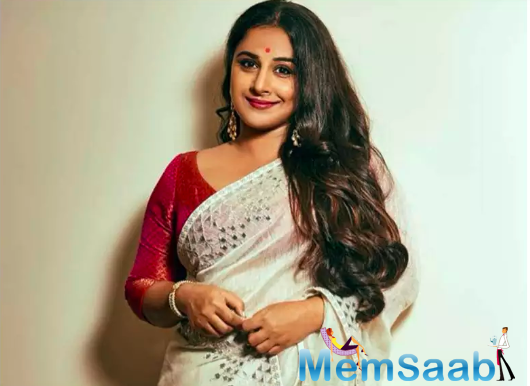 After winning hearts with her nerdy character in popular television series, 'Hum Paanch', Vidya Balan made her foray into the silver screen.