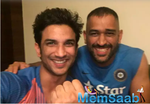 On 14 June, Neeraj gave a call to Dhoni to convey the shocking news of Sushant's demise to which the former Indian skipper and his entire family were deeply upset.