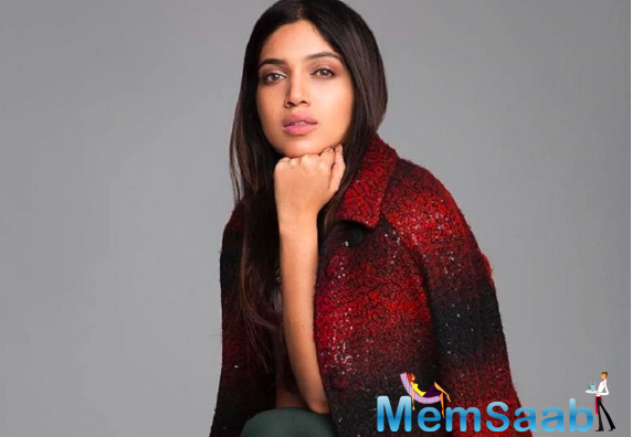 Bhumi Pednekar supported migrant labourers travelling long distances amid the coronavirus pandemic, in a rather unique way- by donating footwear to them.'