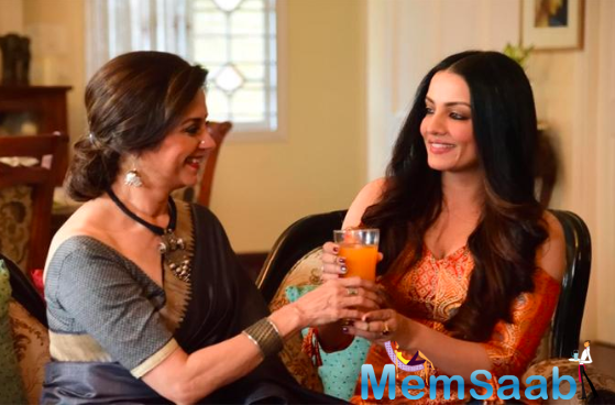 Celina Jaitly's comeback film Seasons Greetings is the only Indian film to bag the prestigious award in California.