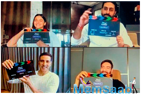 Two months after mid-day reported that Akshay Kumar's Laxmmi Bomb will have a direct-to-web release on Disney +Hotstar, the streaming giant confirmed the news in a virtual press conference moderated by Varun Dhawan.