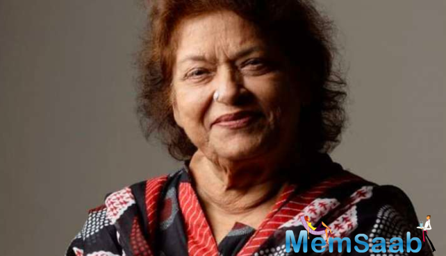 Considering the ever-increasing number of COVID-19 cases in the city, it's a thoughtful decision that Saroj Khan's family has taken.