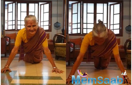 Milind Soman always devices unique and unconventional ways to work out and stay fit and healthy.