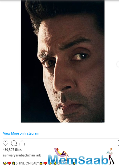 Abhishek Bachchan too shared a glimpse of his crime-thriller, which is now available on Amazon Prime Video.