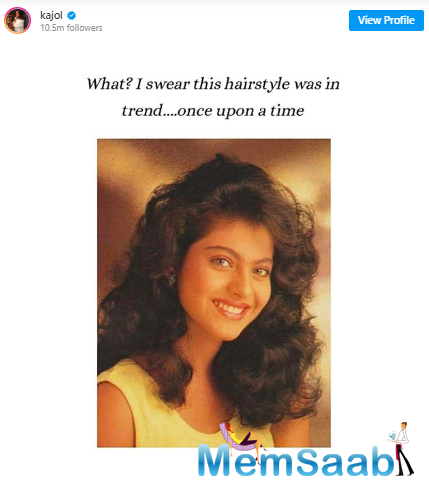 To this, the actress has recently started a #MeWhenI series to post humorous memes of herself.