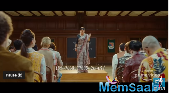 The makers of Shakuntala Devi just dropped the trailer of the film and it looks quite exciting!