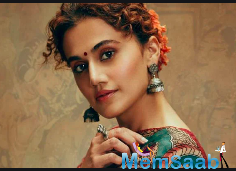 Taapsee Pannu says how the outsiders also have to rely on their strengths the way star kids milk their advantages!
