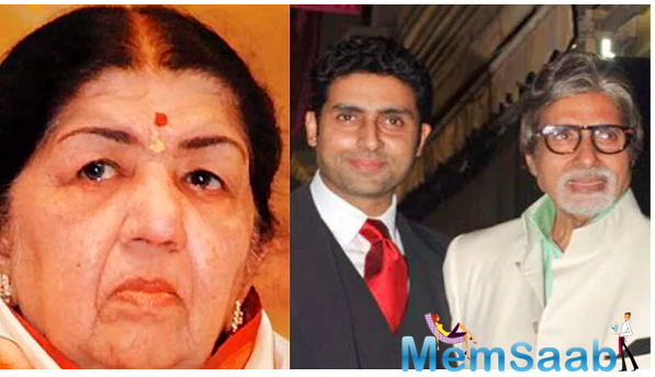 Speaking in an interview with Bollywood Hungama, legendary singer Lata Mangeshkar has now stated how she's surprised the virus has struck Bachchan and his family.