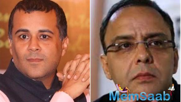 In his recent tweet, Chetan was referring to Vidhu Vinod Chopra's 2009 film