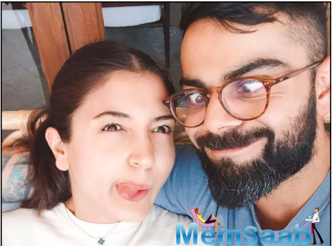 Anushka and Virat often shell out major couple goals on social media and their fans just can't get enough of them.
