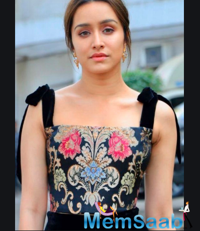 When it comes to preserving and conserving mother nature, actress Shraddha Kapoor has truly become a beacon of inspiration.