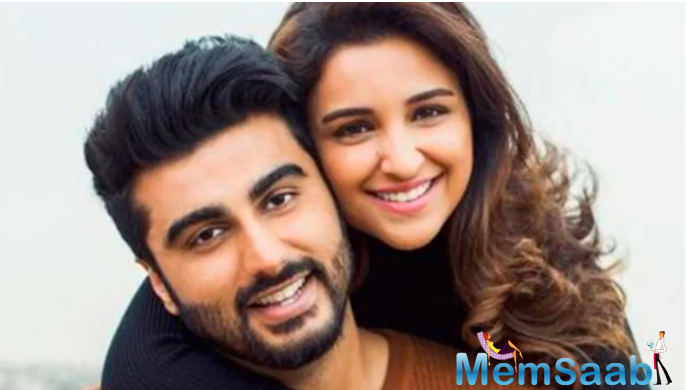 It was during the making of the film that Parineeti had her first taste of stardom.