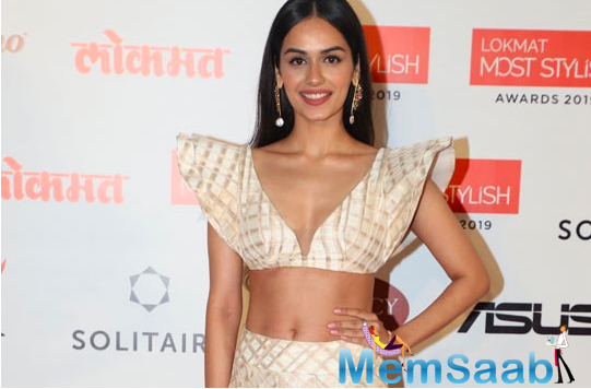 It is a day we appreciate the bond we share as siblings, says Manushi Chhillar