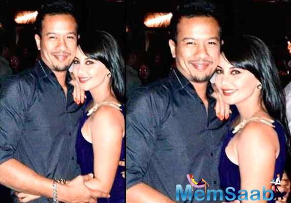 Minissha Lamba's husband Ryan Tham is the owner of Juhu nightclub Trilogy.