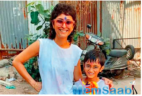 While Aamir Khan is busy travelling, wife Kiran Rao and son Azad will continue to be at their Panchgani abode, ¬their favourite getaway.