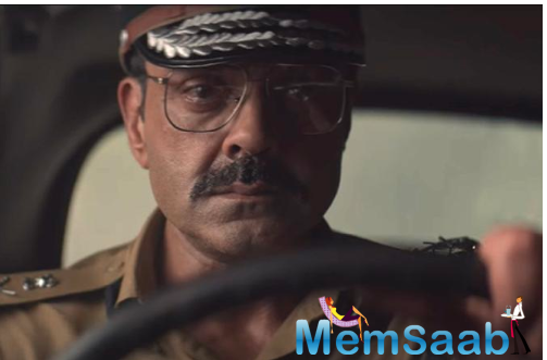Class of '83 stars Bobby Deol as Dean Vijay Singh, Annup Soni as Manohar Patkar, Joy Sengupta as Raghav Desai, and Vishwajeet Pradhan as Mangesh Dixit.