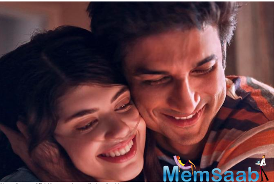 In an interview with Parul Sharma of mid-day.com, Sanjana Sanghi, who made her debut with this tearjerker, spoke about Rajput, the kind of person he was, and some remarkable traits and things about him.