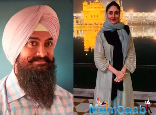 Ever since the makers dropped the first look of Aamir as a Sikh man fans went berserk over it.
