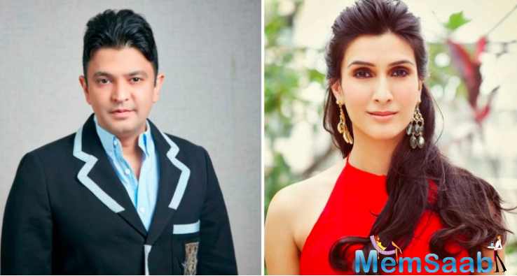 Other than the Ayushmann-Vaani film, Bhushan Kumar and Pragya Kapoor will also be producing two more films. One of them is based on the Pulwama terror attacks, and the other one is titled Sharaabi.