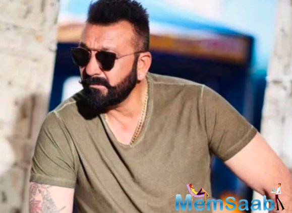 In case you missed it, Dutt's health came into focus last Saturday evening when he was rushed to hospital in Mumbai after complaining of chest discomfort and breathlessness.