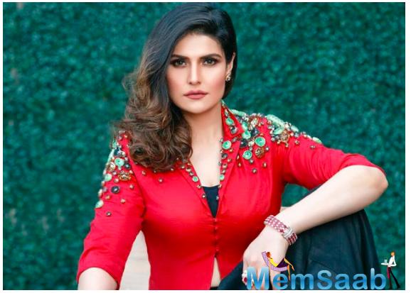 Zareen Khan has acted in films like Veer, Hate Story 3, Housefull 2, and Aksar 2.