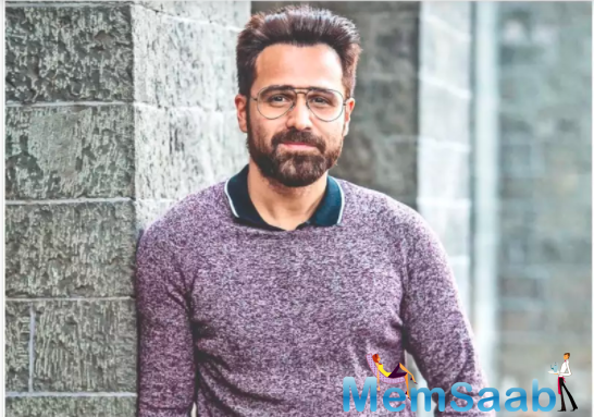 On the work front, Emraan Hashmi also has psychological thriller 'Chehre' co-starring Amitabh Bachchan.
