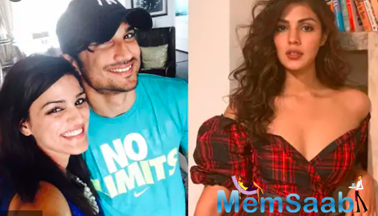 In another tweet, Shweta took a dig at Rhea Chakraborty for allegedly claiming in the television interview that Sushant Singh Rajput's sisters did not care for their brother.