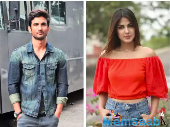 Meanwhile, Sushant's sister Shweta Singh Kriti also slammed the 'Jalebi' actress for tarnishing the late actor's image.
