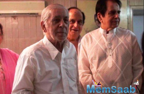 Ehsaan Khan who was about 90, had a history of blood pressure and heart ailment