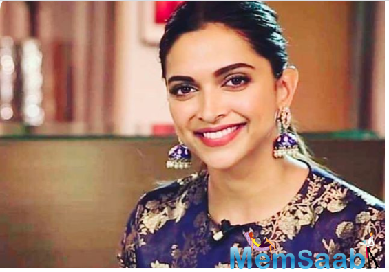 Apart from that, Deepika's upcoming sports drama '83' with Ranveer is expected to release when theatres re-open.