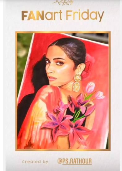 Meanwhile, the 'Padmaavat' actress is currently prepping up to start the shoot of her upcoming untitled project which is helmed by Shakun Batra.