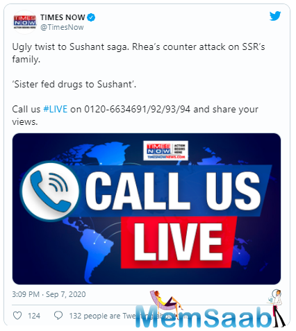 Now while Showik Chakrabroty had allegedly confessed that he procured drugs at the behest of Rhea, latter had confessed procuring drugs but not consuming.