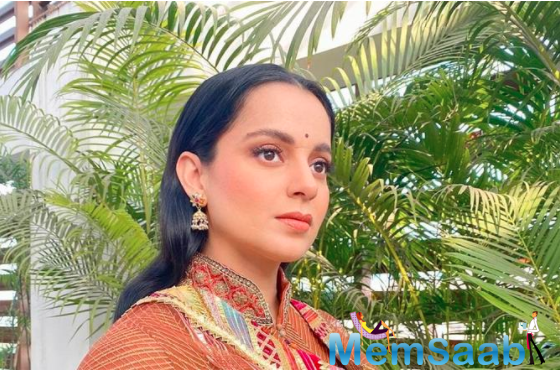 During an interview with a news channel, Kangana reacted to an interview given by Urmila, where the latter questioned her motives while accusing Bollywood's alleged 'drug-mafia'.