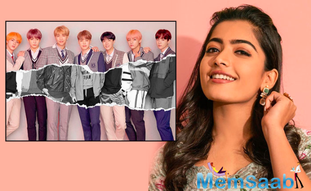 South Korean pop sensation BTS has a humongous fan following across the globe. The ARMY' just cannot have enough of their favourite pop sensations.