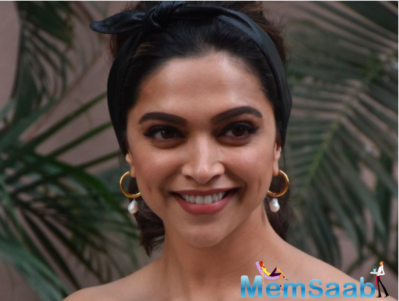 Meanwhile, she has been summoned for questioning on September 25. She is expected to return to Mumbai today. Deepika flew to Goa last week to shoot for director Shakun Batra's untitled film.