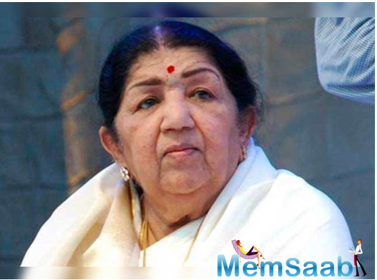 Lata Mangeshkar wants to pray for those who lost their lives in the pandemic