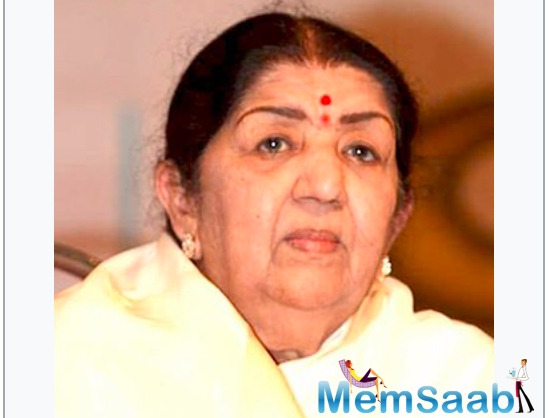 Melody queen Lata Mangeshkar has cancelled her birthday celebrations in view of the ongoing Covid-19 pandemic.