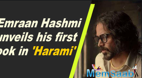 The much anticipated first trailer and poster for Emraan Hashmi's film Harami has arrived in advance of the 2020 Busan International festival.