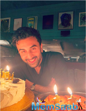 Speculative reports did the rounds a while back suggesting that the two stars were planning to tie the knot later this year. Commenting on Alia's post, fans of the two actors expressed good wishes.